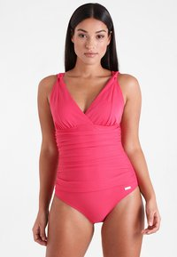 LASCANA - SWIMSUIT - Plavky - red - 1