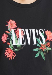 Levi's® - THE PERFECT TEE - T-shirts med print - cactus flower - 5