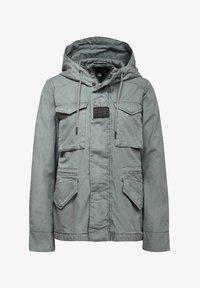 G-Star - FIELD - Light jacket - lt building gd - 0