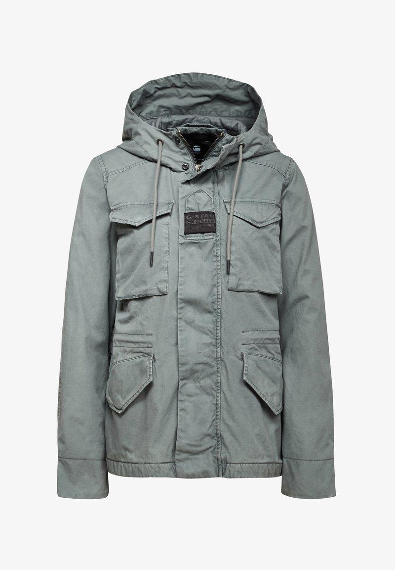 G-Star - FIELD - Light jacket - lt building gd
