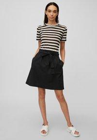 Marc O'Polo - A-line skirt - schwarz - 1