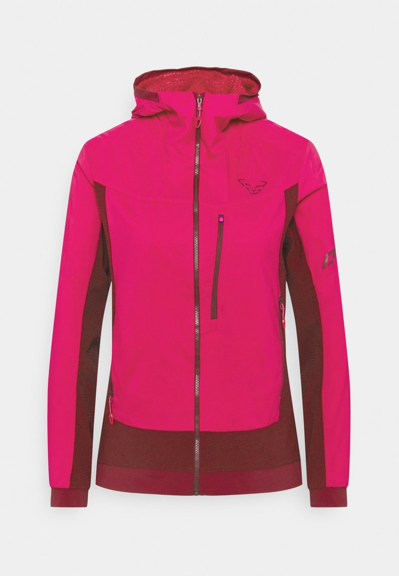 Dynafit - FREE ALPHA DIRECT  - Soft shell jacket - flamingo