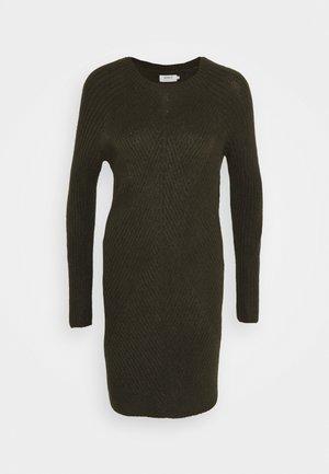 ONLCAROL DRESS TALL - Jumper dress - forest night