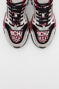 Michael Kors - NICK - Sneakers basse - black - 5