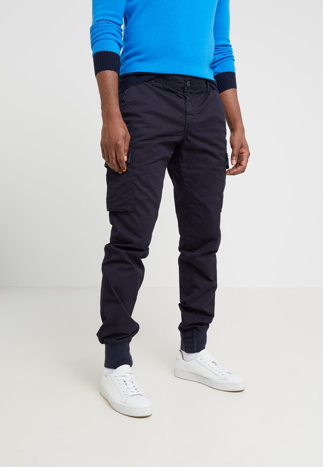Pantalon cargo - dark blue