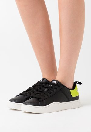 CLEVER S-CLEVER LOW LACE W - Trainers - black