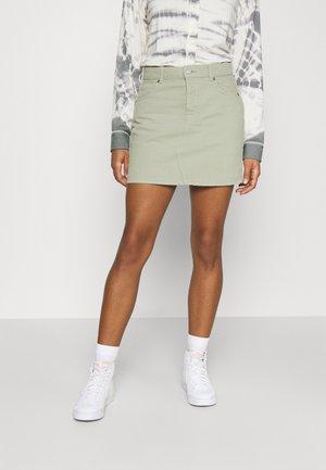 ONLSKY SKIRT - Mini skirt - desert sage