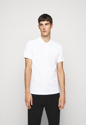 TROY - Polo - white