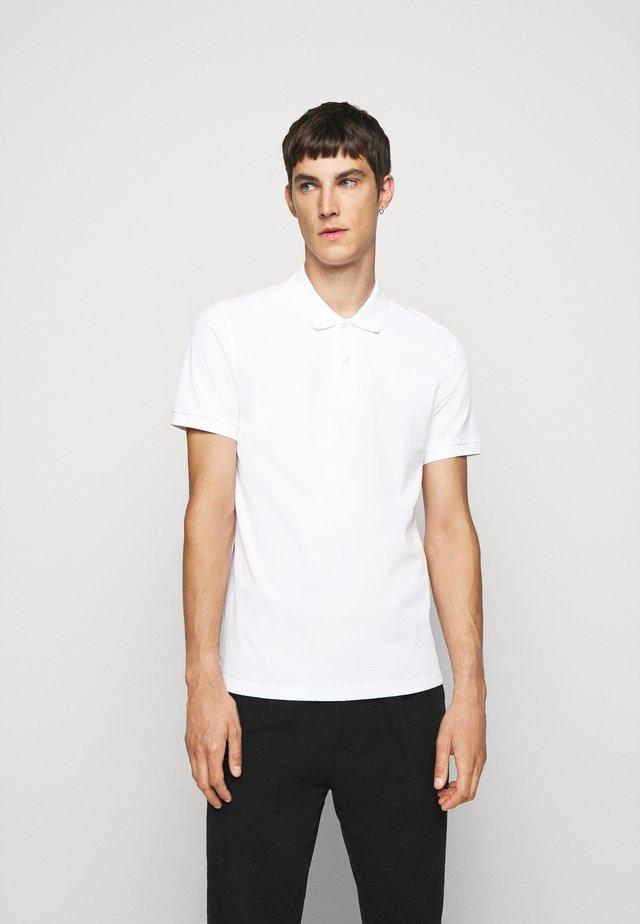 TROY - Poloshirt - white