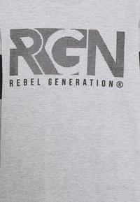 Re-Gen - Pitkähihainen paita - grey melange - 2