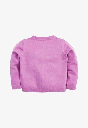 LILAC CARDIGAN (3MTHS-7YRS) - Cardigan - purple