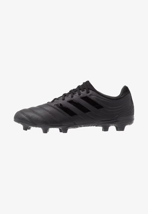 COPA 20.3 FG - Moulded stud football boots - core black/grey