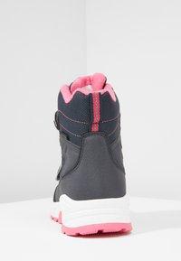 Friboo - Snowboots  - dark blue/pink - 4