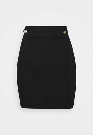 JOISE - Mini skirt - noir