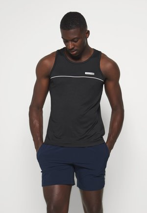 JCOZPERFORMANCE TANK - Débardeur - black