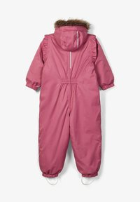 Name it - FUNKTIONS - Snowsuit - rose wine - 1
