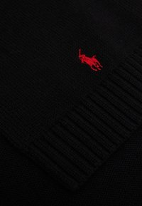 Polo Ralph Lauren - APPAREL ACCESSORIES SCARF UNISEX - Šála - black - 2