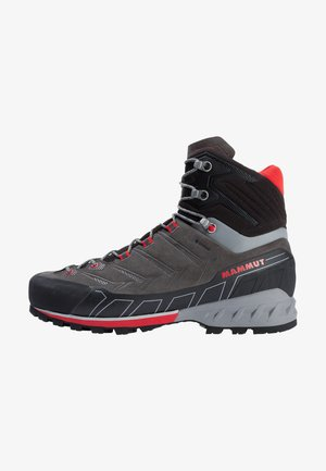 Mountain shoes - dark titanium-dark spicy