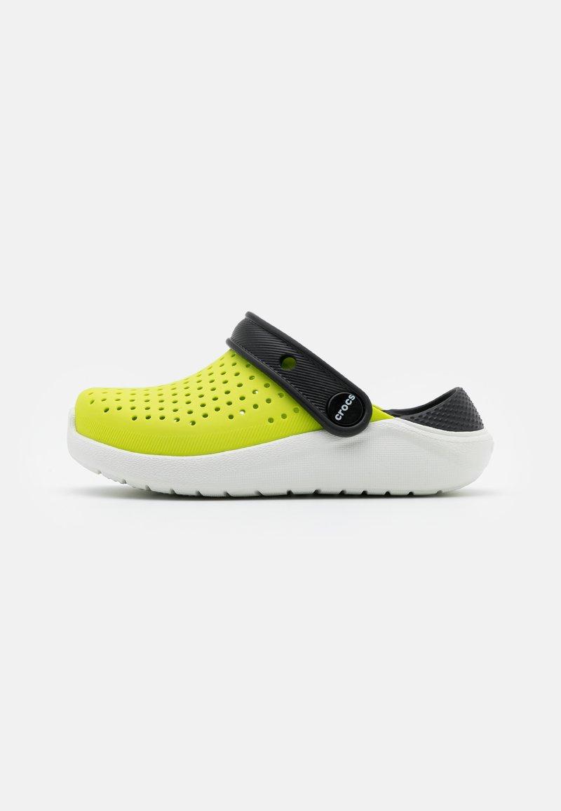 Crocs - LITERIDE UNISEX - Sandály do bazénu - lime punch/black