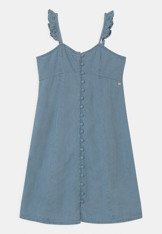 ADALINE - Vestito di jeans - light blue