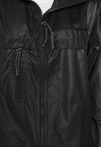 H2O Fagerholt - ALWAYS TRACK JACKET - Sportovní bunda - black - 6