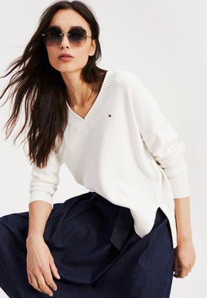 HAYANA  - Sweter - ecru