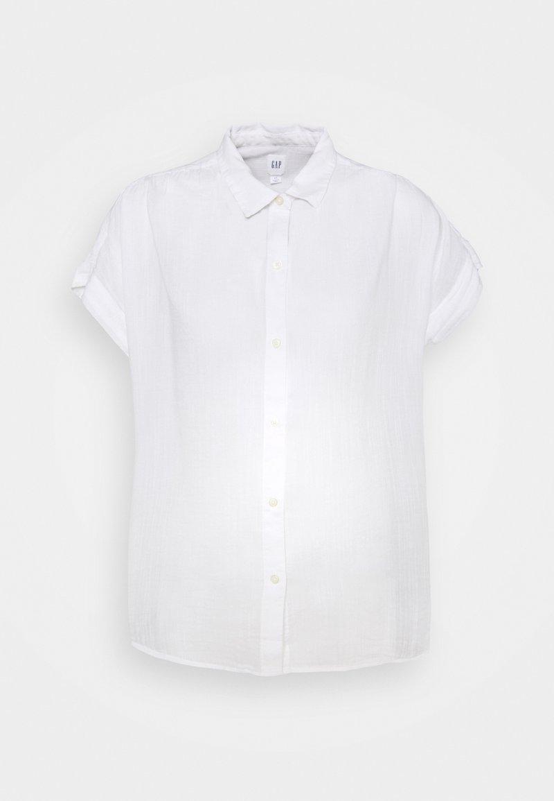 GAP - DRAPEY - Overhemdblouse - optic white