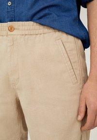 Mango - FLEK - Shorts - beige - 3