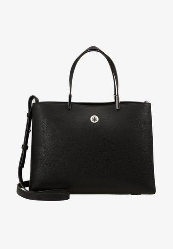 CORE SATCHEL - Handbag - black
