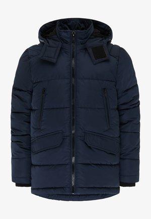 Zimní bunda - deep capri