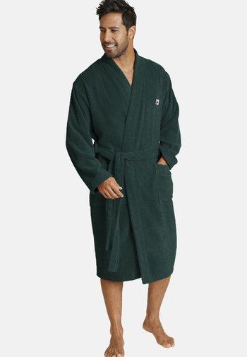 JANNING - Dressing gown - dark green