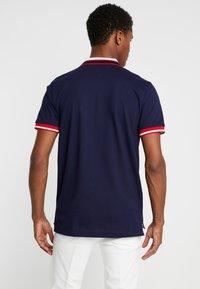 Tommy Hilfiger - CONTRAST PLACKET REGULAR  - Polo shirt - blue - 2