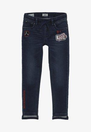 SNICKER BADGE - Slim fit jeans - 10oz