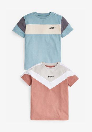 Print T-shirt - multi coloured