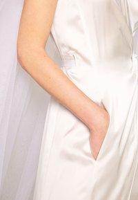 MM6 Maison Margiela - Společenské šaty - white - 12
