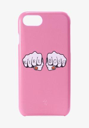 iPhone 6/7/8 - Telefoonhoesje - pink