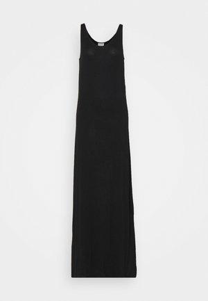 VIDINA DRESS - Maxi dress - black