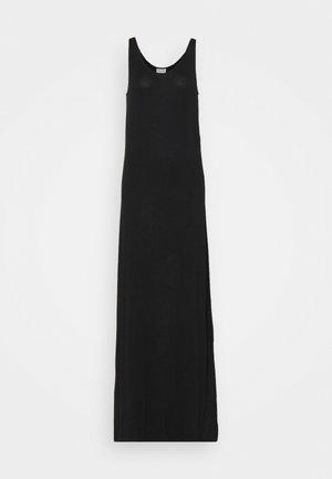 VIDINA DRESS - Robe longue - black