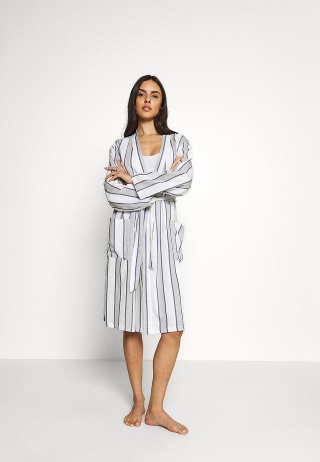 LONGO DESHABILLE LINGERIE - Dressing gown - bleu