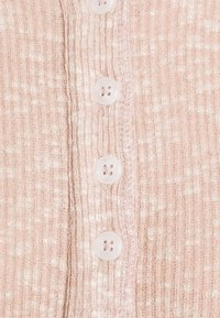 American Eagle - STITCHED HENLEY - Long sleeved top - blush - 2