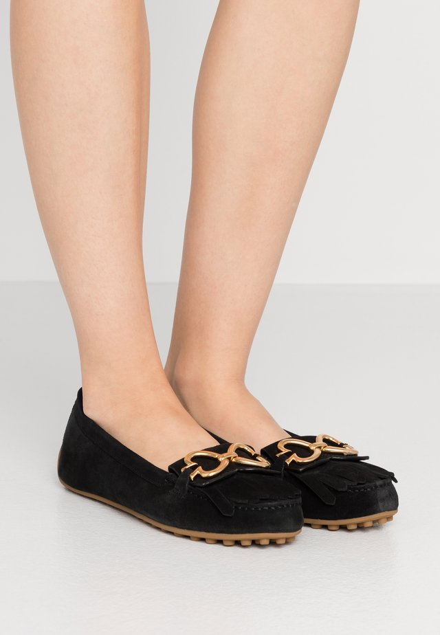 DAISY - Mocassins - black