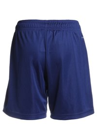 adidas Performance - CORE ELEVEN PRIMEGREEN FOOTBALL 1/4 SHORTS - Sports shorts - dark blue/white - 1