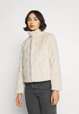 ONLVIDA JACKET - Winter jacket - pumice stoe