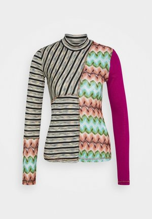 LONG SLEEVE - Long sleeved top - multicolor