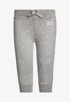 TODDLER GIRL LOGO  - Pantaloni sportivi - light heather grey