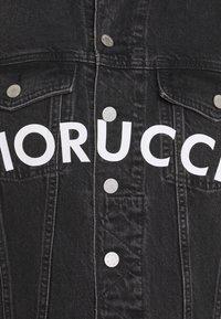 Fiorucci - WOMENS STARLOGO NICO DARK RINSE - Giacca di jeans - light vintage - 2