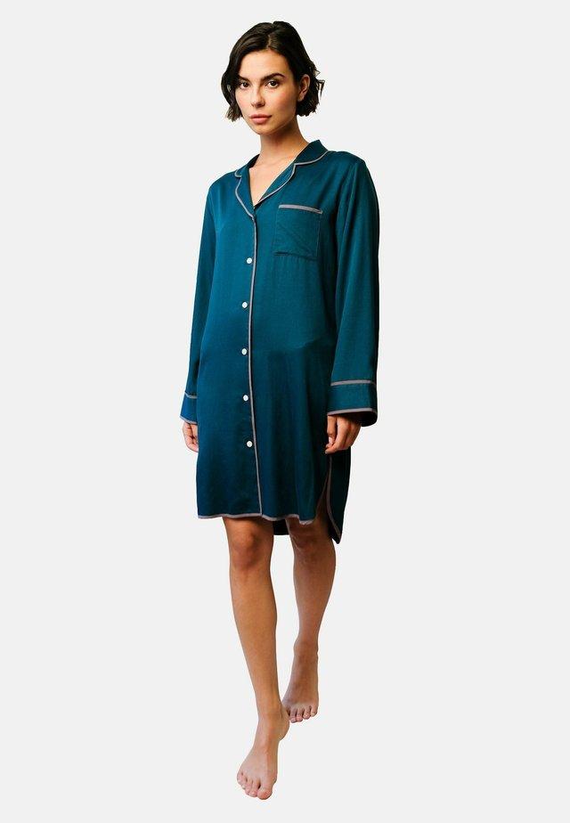 Camicia da notte - emerald