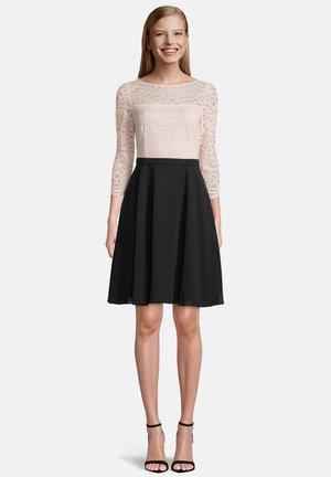 Day dress - black/rosé