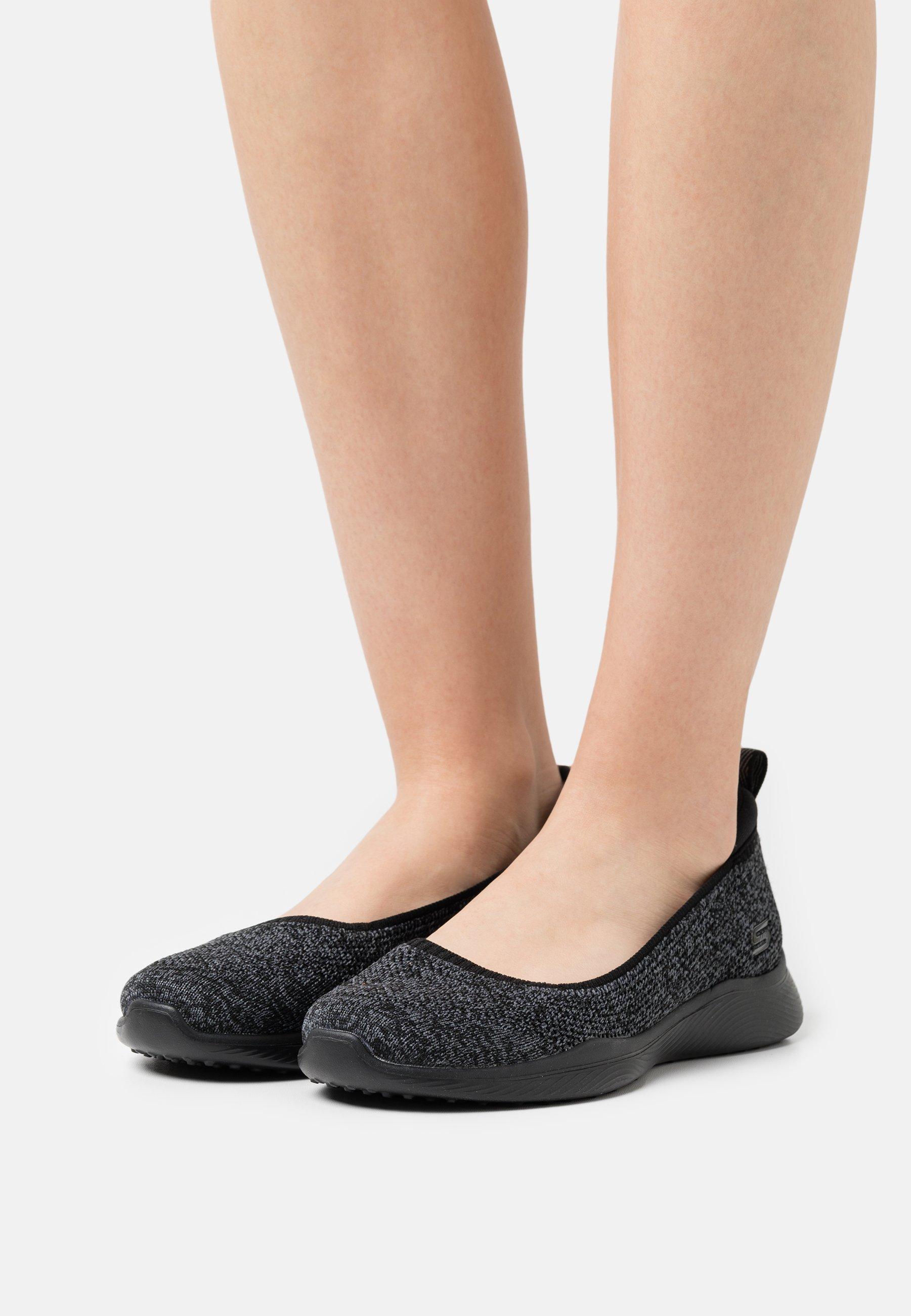 Damen MICROBURST 2.0 - Klassischer  Ballerina - black/charcoal