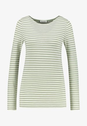 LONG SLEEVE - Long sleeved top - offwhite